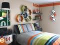 Интерьер комнаты для одного мальчика подростка