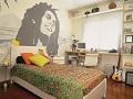 Кровать и интерьер комнаты для подростка мальчика