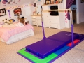 Детская комната со спортивным уголком фото