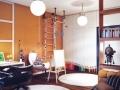 Классический дизайн детской комнаты со спортивным уголком