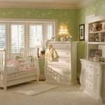 Интерьер обоев детской комнаты в классическом стиле