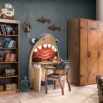 Кантри интерьер детской комнаты для мальчика своими руками