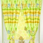 Красивые шторы для детской комнаты должны быть современными