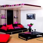 Маленький интерьер комнаты для девочки подростка 15 лет