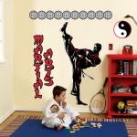 Необычный интерьер детской комнаты для мальчика