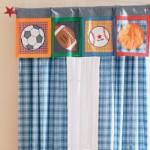Новинки стилей и дизайнов штор для детских комнат мальчиков.