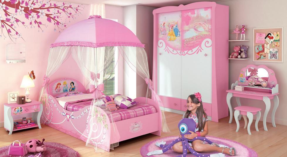 for Habitaciones infantiles disney