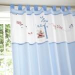 Шторы для детской комнаты фото сделают помещение максимально уютным