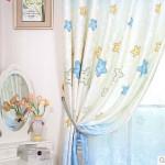 Шторы для детской комнаты своими руками может сделать любая мама