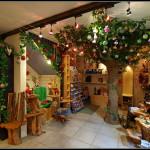 Сказочный интерьер детской комнаты фото лесных приключений