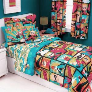 Важная деталь - дизайн штор для детской комнаты для мальчика