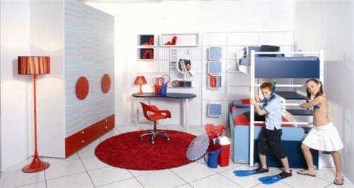 детские комнаты для двоих детей дизайн фото
