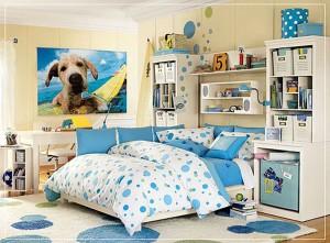 Интерьер комнаты для девочки подростка 11 лет с животными