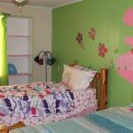 Дизайн детской комнаты для двух девочек фото на тему леса