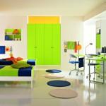 Дизайн детской комнаты для двух девочек подростков фото