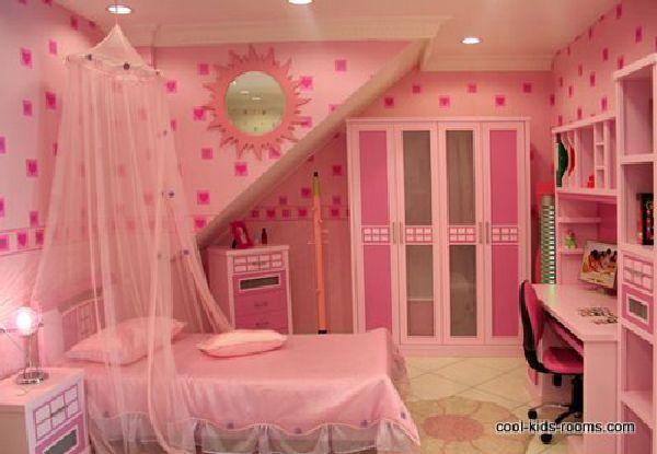 Сделать комнату для девочки своими руками 623