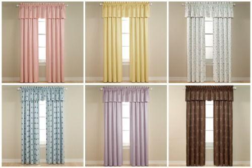 Яркие шторы в детскую для девочки