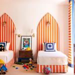 интерьер детской комнаты для разнополых детей фото