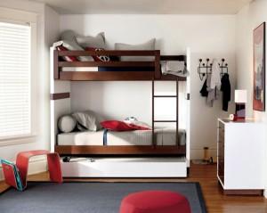 Классическая мебель для детской комнаты для мальчиков фото