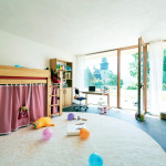 Мебель для детской комнаты для мальчиков фото минимализм