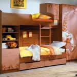 Мебель для детской комнаты для мальчиков фото с животными