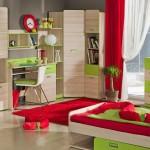 Мебель для детской комнаты для мальчиков с удобствами