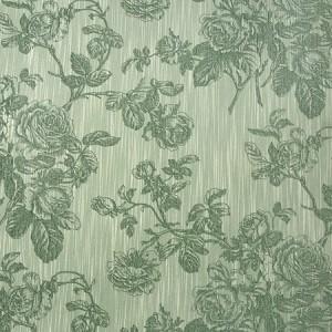 Текстильные обои на флизелиновой основе с рисунком
