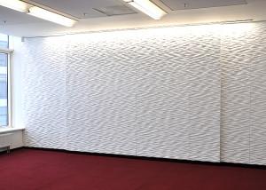 Декоративные стеновые панели для внутренней отделки фото, используемых для больших помещений.