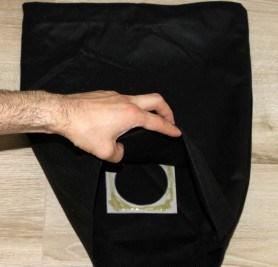 Мешок для пылесоса своими руками и супер клей