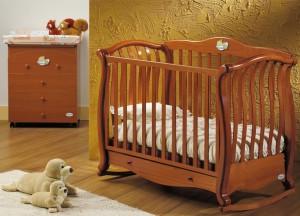 Детская мебель из фанеры колыбель