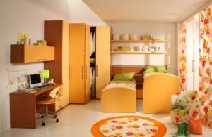 Мебель детская для двоих разных размеров