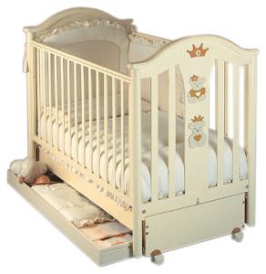 Детская мебель из фанеры с полками