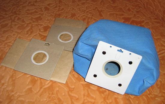 Мешок для пылесоса своими руками и другой ремонт