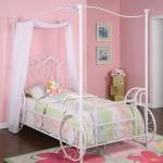 Мебель для детской комнаты для девочек фото кареты