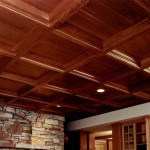 Деревянный дизайн потолка в детской комнате фото