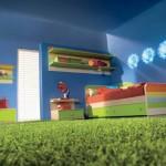 Детские ковры на пол для девочек фото в виде поляны