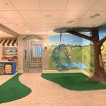 Дизайнерские ковры в детскую комнату для мальчика