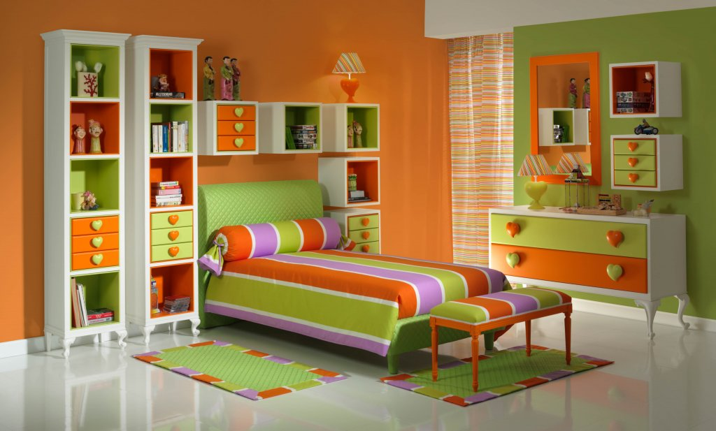 Особые условия, как сочетать цвета в интерьере