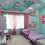 Какие нужны обои для детской комнаты разнополых детей