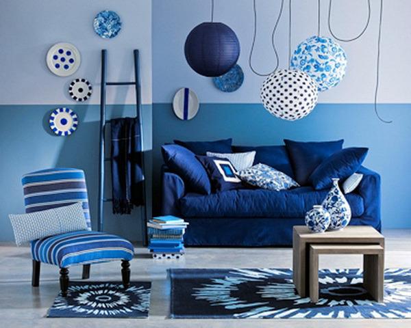 Прекрасные идеи как сочетать цвета в интерьере