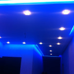 Стандартная светодиодная подсветка в детской