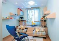 Стильный подиум в детской комнате фото