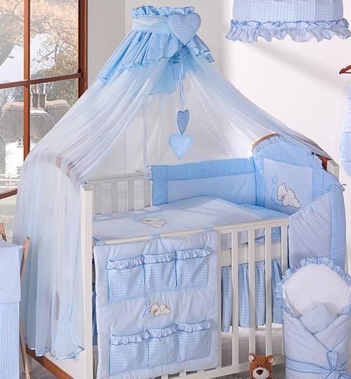 Балдахин на детскую кроватку своими руками пошагово в клетку