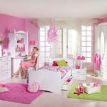 Белоснежные детские кровати для девочек фото с текстилем