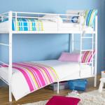 Безопасный детский диван кровать с бортиками