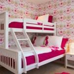 Детские кровати для девочек фото комплекса