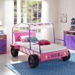 Детские кровати для девочек фото машины