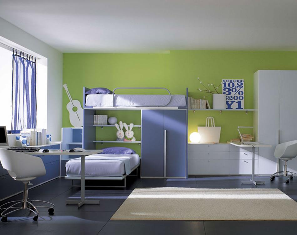 Детские спальни для двоих фото