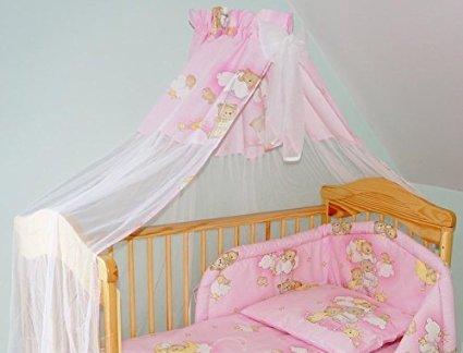 Видео выкройка балдахина на детскую кроватку