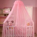 Как прикрепить балдахин на детскую кроватку инструкция простая